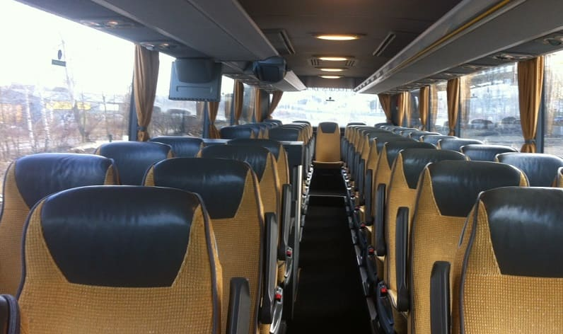 Germany: Coaches company in Germany in Germany and Thuringia